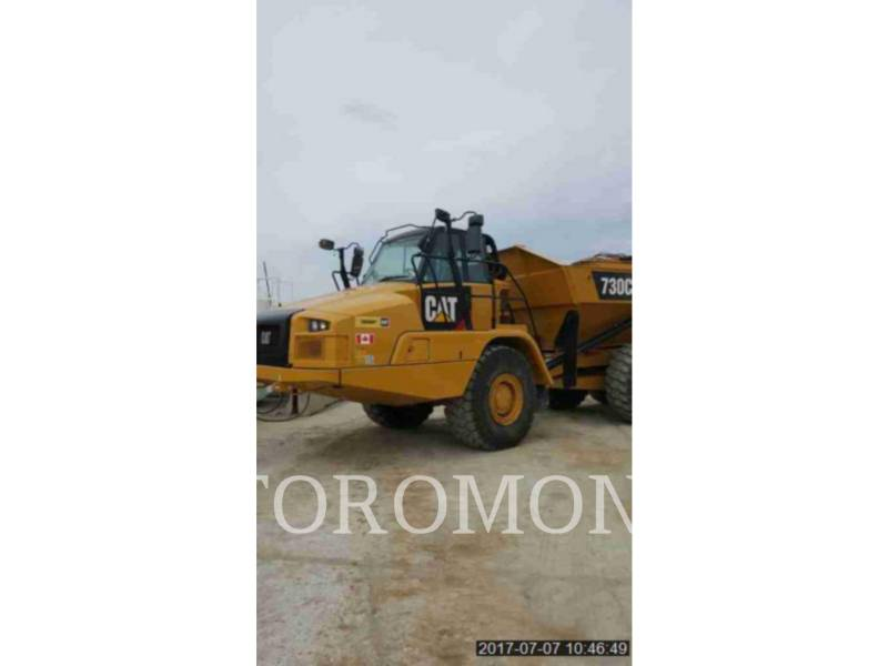 Caterpillar CAMIOANE PENTRU TEREN DIFICIL 730C2 equipment  photo 1