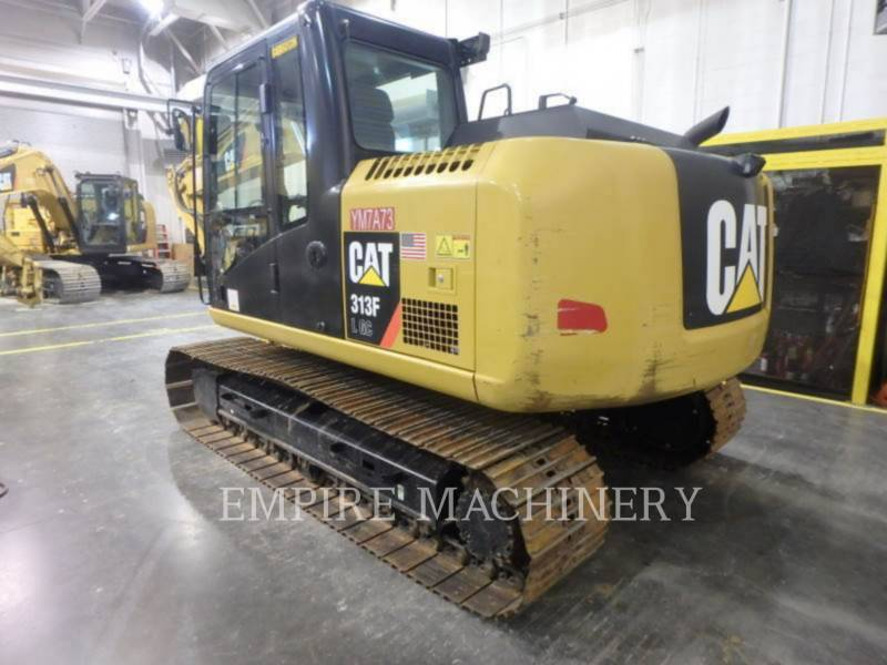 CATERPILLAR トラック油圧ショベル 313FLGC equipment  photo 3