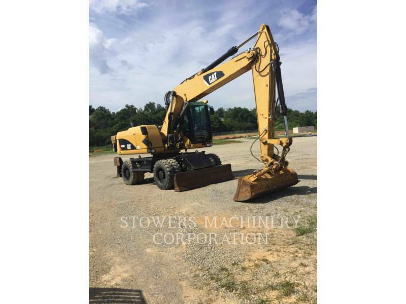 Caterpillar EXCAVATOARE PE ŞENILE M316 equipment  photo 1