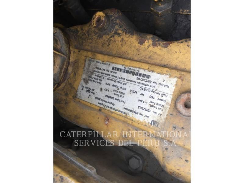 CATERPILLAR UNTERTAGEBERGBAULADER R1300G equipment  photo 6
