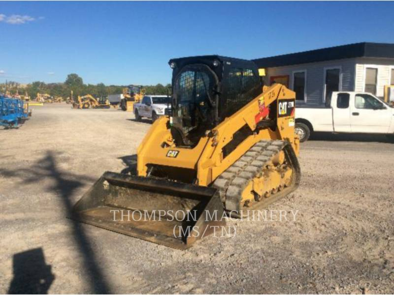 CATERPILLAR CHARGEURS COMPACTS RIGIDES 279DHF equipment  photo 4