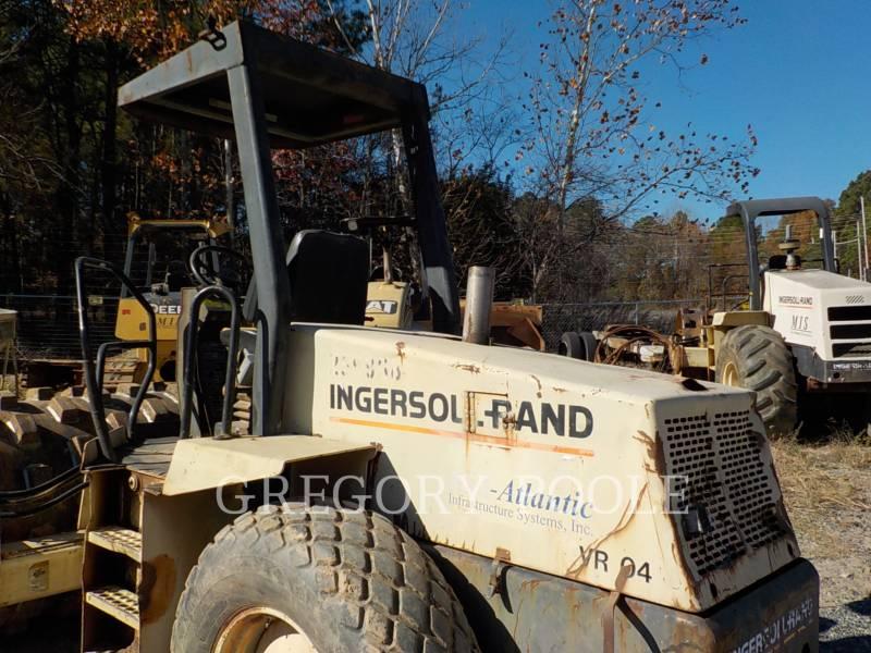 INGERSOLL-RAND VIBRATORY SINGLE DRUM PAD SD-70D PRO-PAC equipment  photo 10