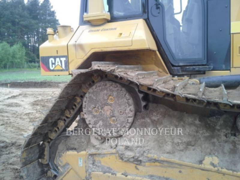 CATERPILLAR KETTENDOZER D 6 N LGP equipment  photo 3