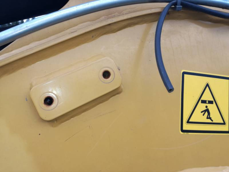 CATERPILLAR KOPARKI GĄSIENICOWE 302.7DCR equipment  photo 17