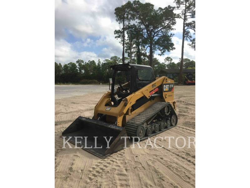 CATERPILLAR CARGADORES MULTITERRENO 277D equipment  photo 8