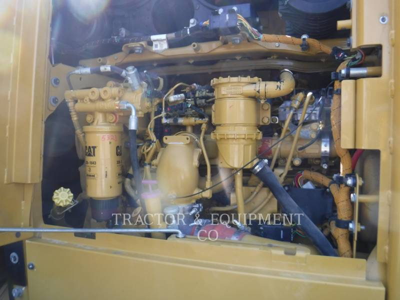 CATERPILLAR MOTOR GRADERS 140M2 AWD equipment  photo 14