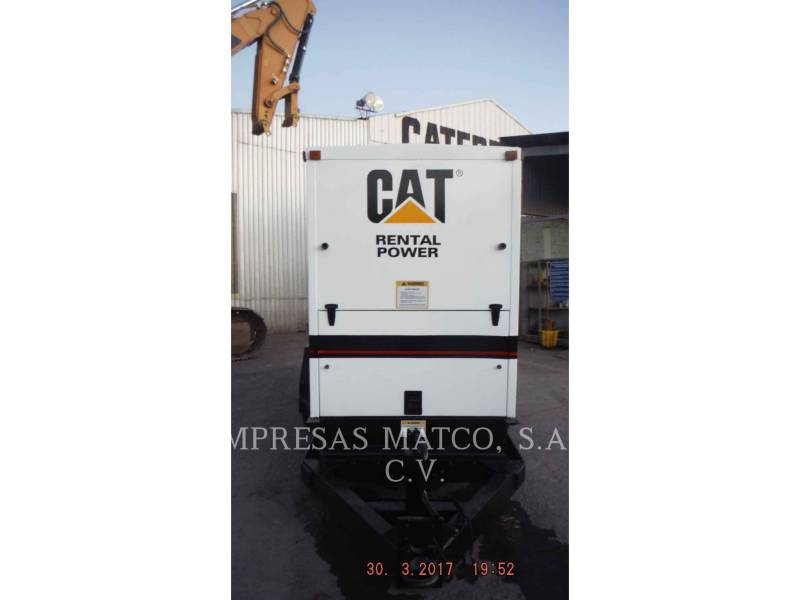 CATERPILLAR 移動式発電装置 XQ200 equipment  photo 7