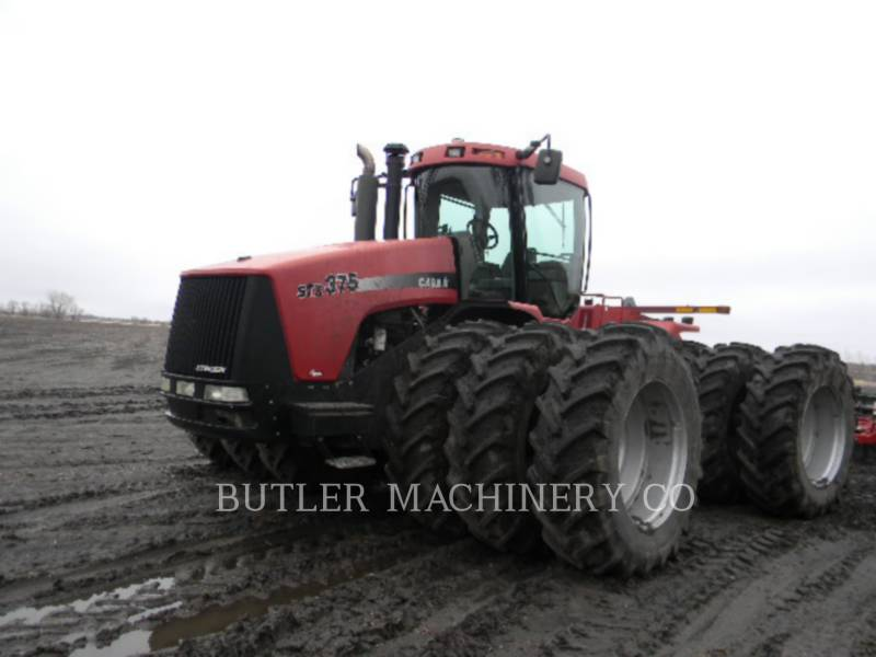 CASE/INTERNATIONAL HARVESTER AG TRACTORS STX375 equipment  photo 11