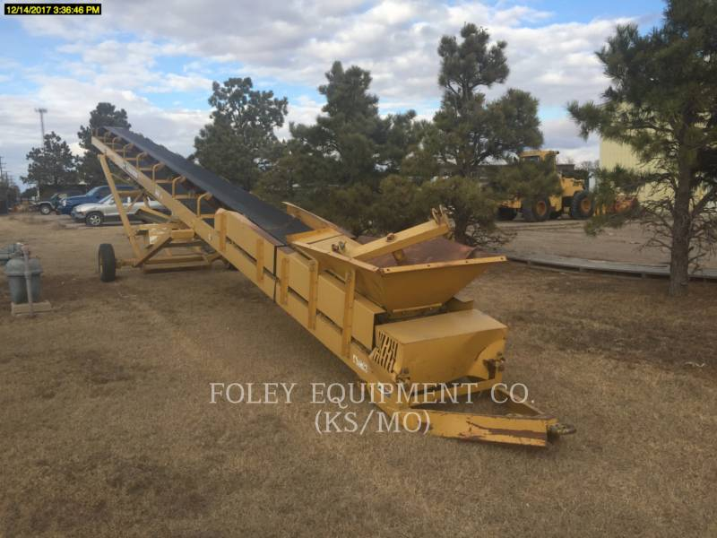 MISCELLANEOUS MFGRS CONVEYORS CH24E equipment  photo 4