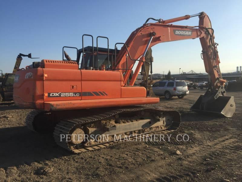 DOOSAN INFRACORE AMERICA CORP. トラック油圧ショベル DX255LC-3 equipment  photo 3