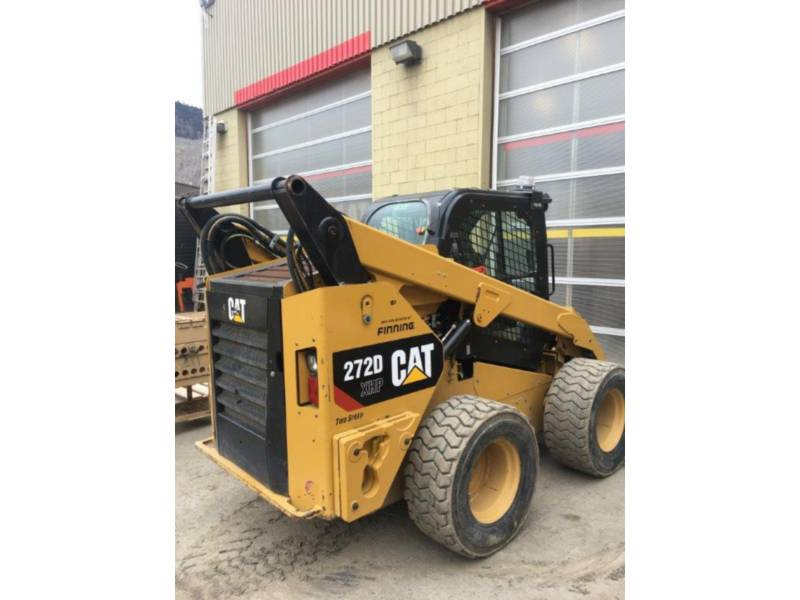 CATERPILLAR MINICARGADORAS 272DXHP equipment  photo 3