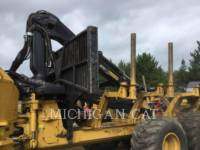 CATERPILLAR FORESTAL - TRANSPORTADOR DE TRONCOS 584 equipment  photo 14