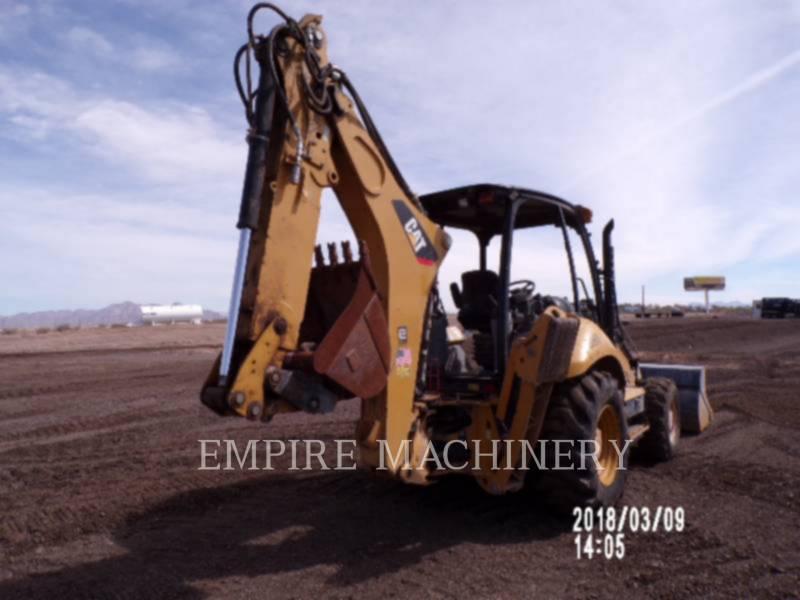 CATERPILLAR BAGGERLADER 420FIT equipment  photo 8