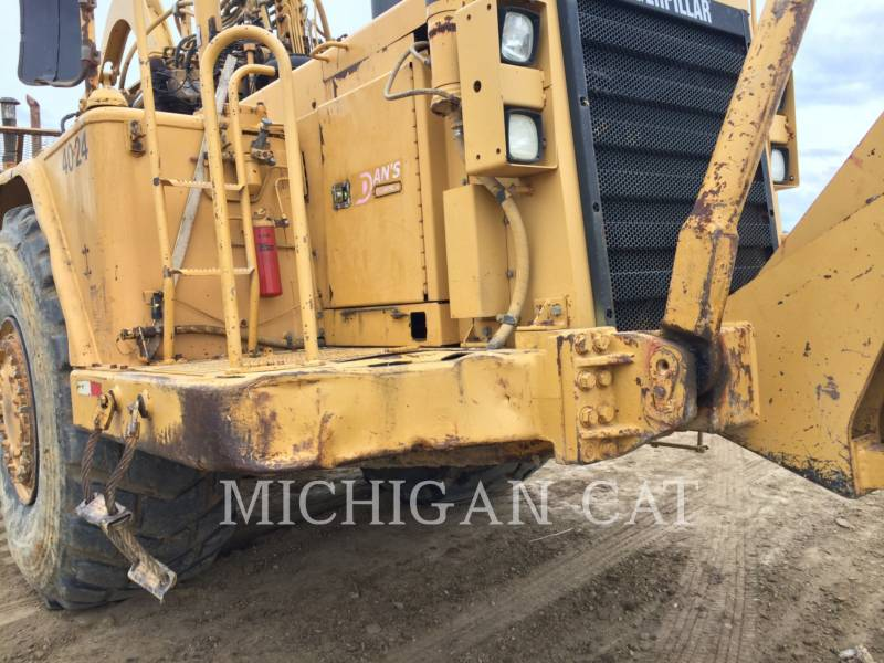 CATERPILLAR WHEEL TRACTOR SCRAPERS 627F equipment  photo 10