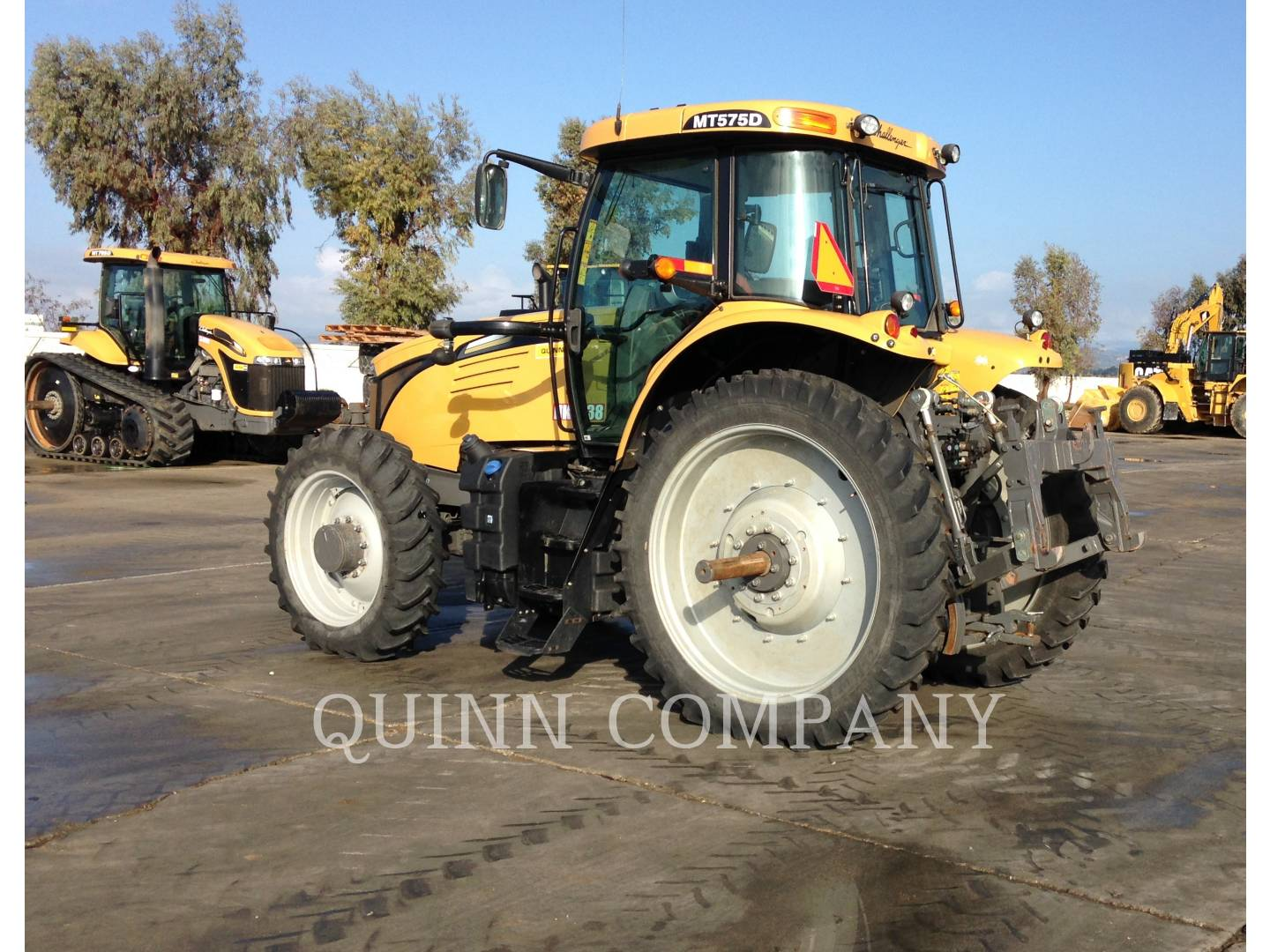 Detail photo of 2013 Challenger MT575D from Construction Equipment Guide