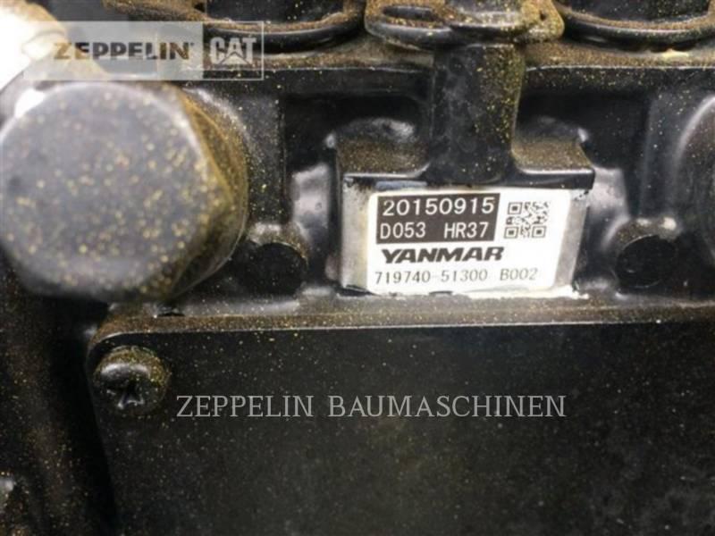 CATERPILLAR TRACK EXCAVATORS 301.7D equipment  photo 19