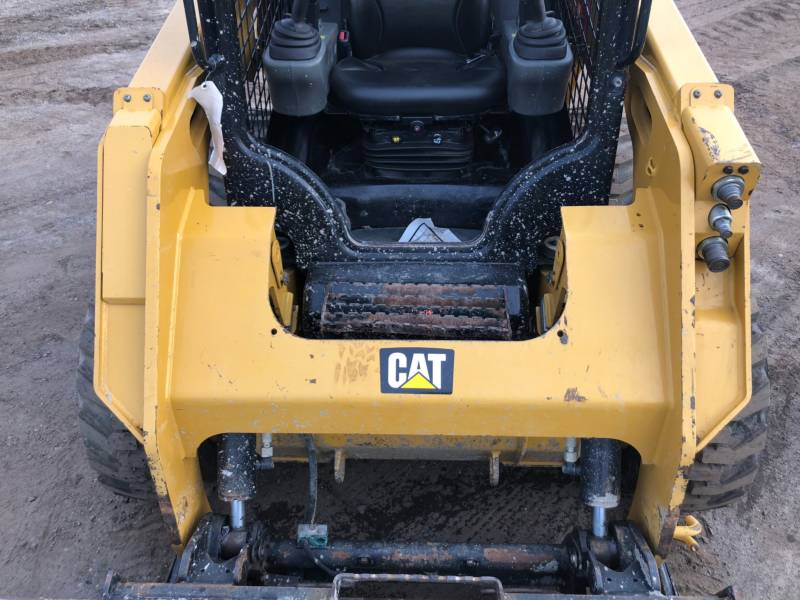 CATERPILLAR MINICARGADORAS 236D equipment  photo 17