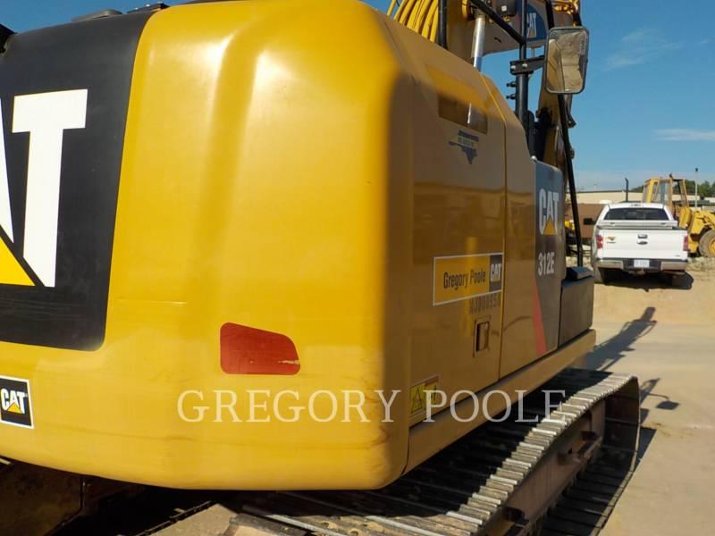 CATERPILLAR TRACK EXCAVATORS 312E L equipment  photo 12