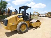 CATERPILLAR VIBRATORY SINGLE DRUM SMOOTH CS44 equipment  photo 5