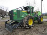 Equipment photo DEERE & CO. 640L LEŚNICTWO - SKIDERY 1