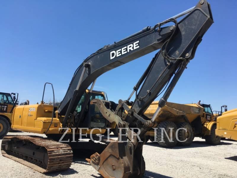 DEERE & CO. TRACK EXCAVATORS 200D equipment  photo 3