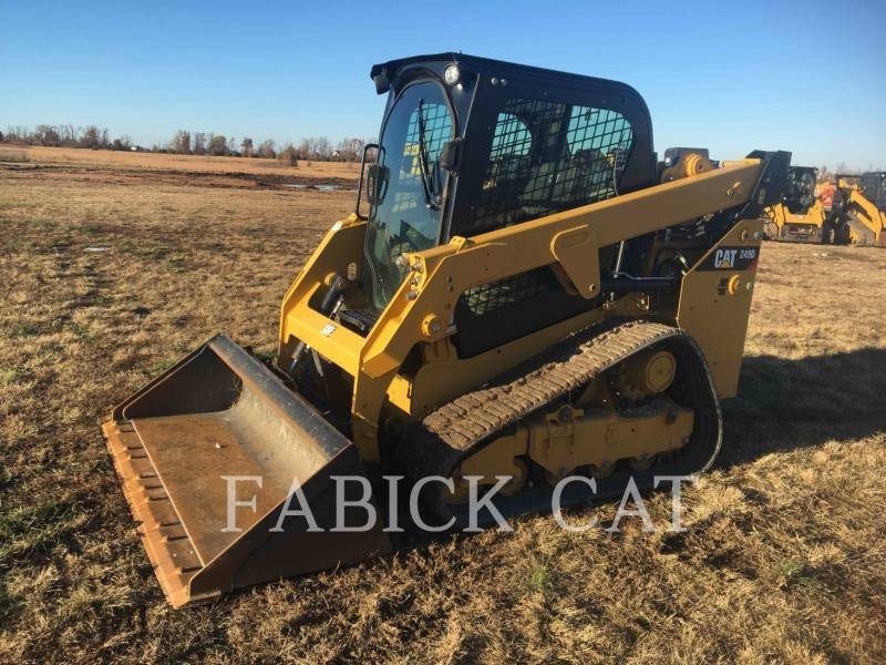 CATERPILLAR MULTI TERRAIN LOADERS 249D equipment  photo 1