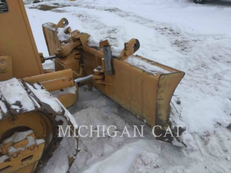 JOHN DEERE TRATTORI CINGOLATI 650G equipment  photo 14