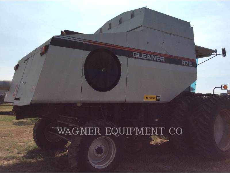GLEANER KOMBAJNY R72 equipment  photo 4