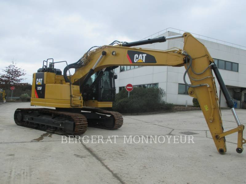 CATERPILLAR TRACK EXCAVATORS 325F CR equipment  photo 6