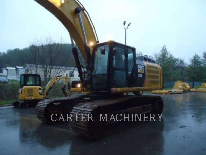 CATERPILLAR TRACK EXCAVATORS 336EL 12CF equipment  photo 2