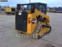 CATERPILLAR KOMPAKTLADER 259D W equipment  photo 2
