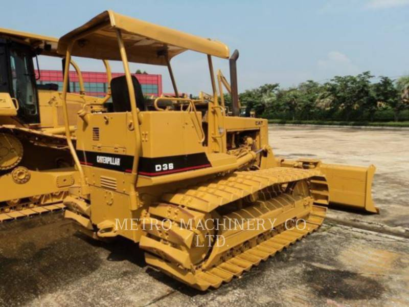 CATERPILLAR TRATORES DE ESTEIRAS D3BLGP equipment  photo 5