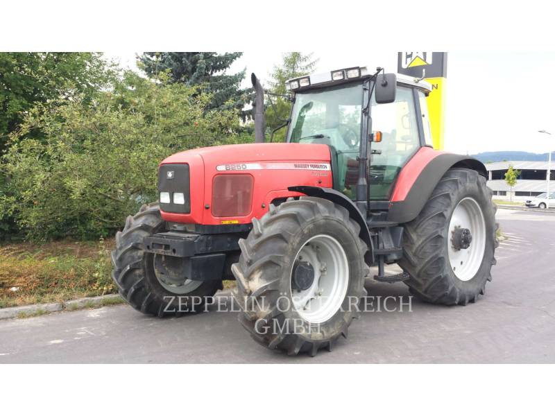 MASSEY FERGUSON AG TRACTORS MF 8250-4 equipment  photo 1