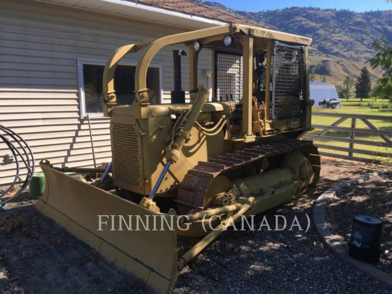 CATERPILLAR TRACTEURS SUR CHAINES D4D equipment  photo 1