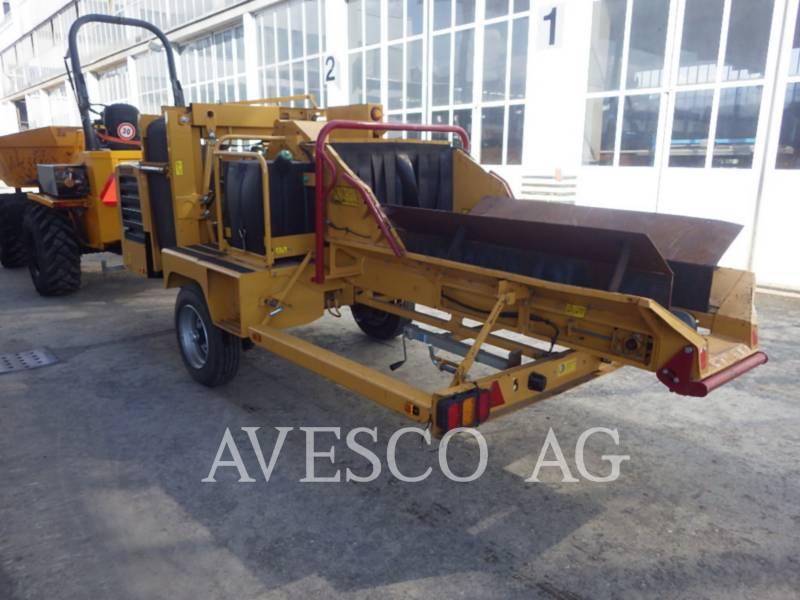 VERMEER AUSLAUFMODELLE HG200 equipment  photo 10