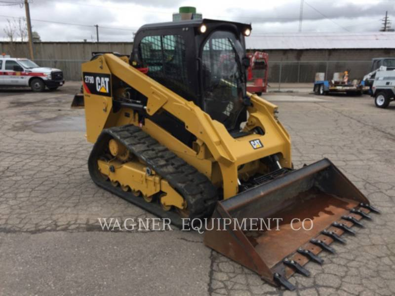 CATERPILLAR CHARGEURS COMPACTS RIGIDES 279D equipment  photo 4