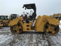CATERPILLAR VIBRATORY DOUBLE DRUM ASPHALT CB64 VV equipment  photo 7