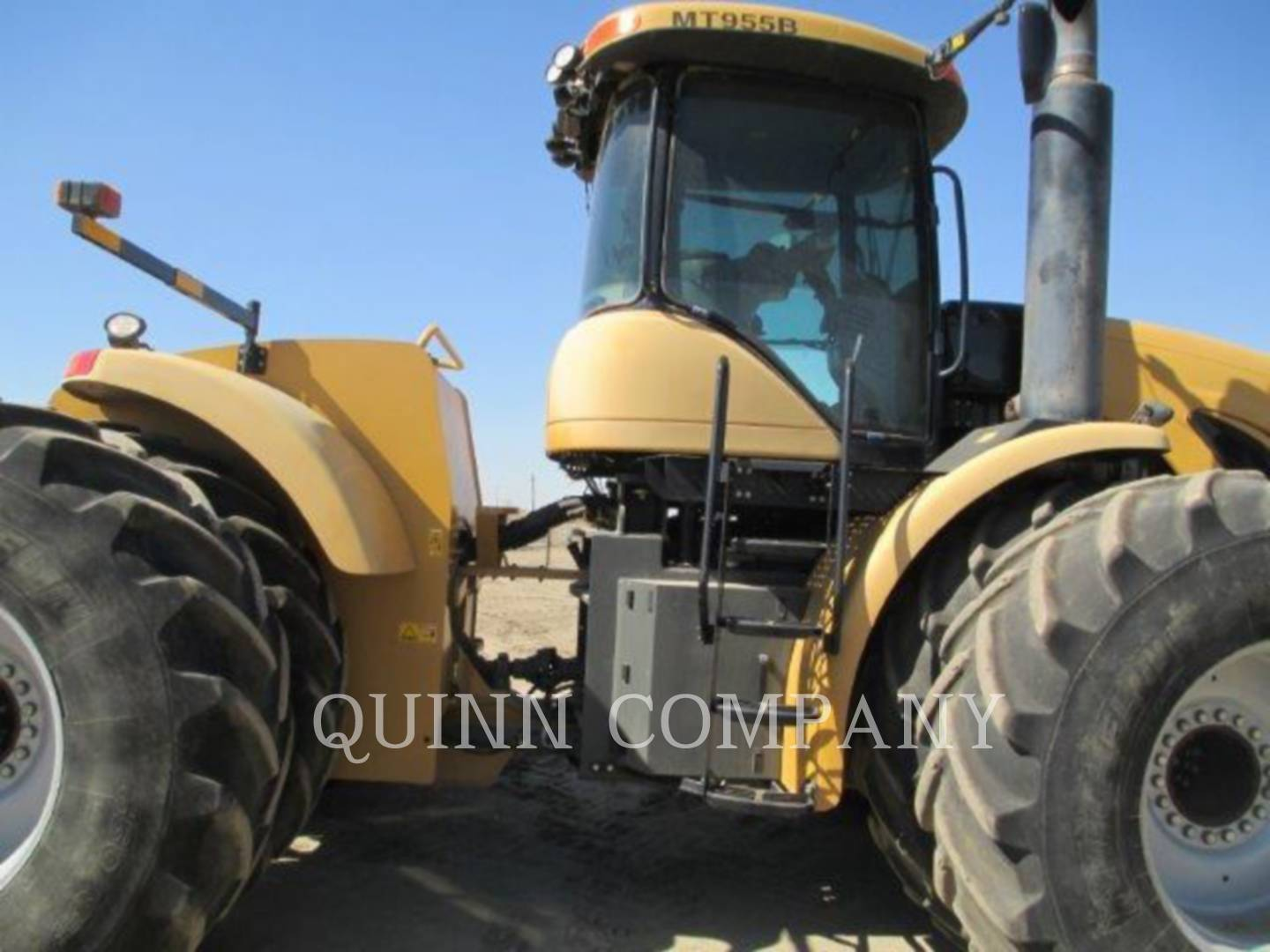 Detail photo of 2008 Challenger MT955B from Construction Equipment Guide