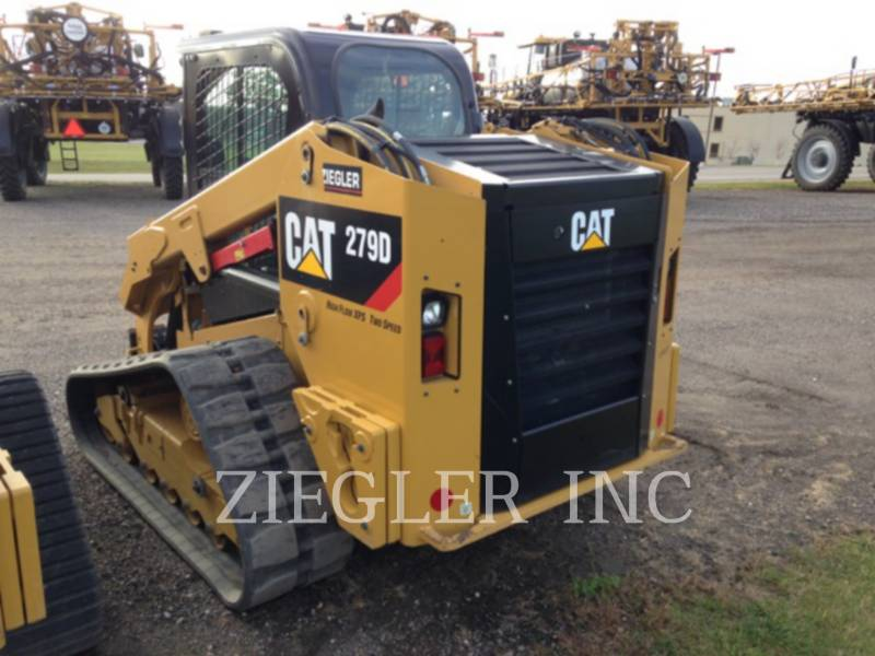 CATERPILLAR MULTI TERRAIN LOADERS 279DWR equipment  photo 4