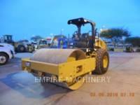CATERPILLAR VIBRATORY SINGLE DRUM SMOOTH CS54B equipment  photo 4