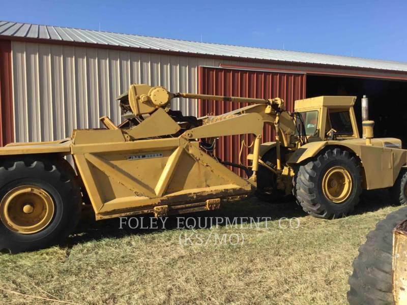 JOHN DEERE WHEEL TRACTOR SCRAPERS 760A equipment  photo 5