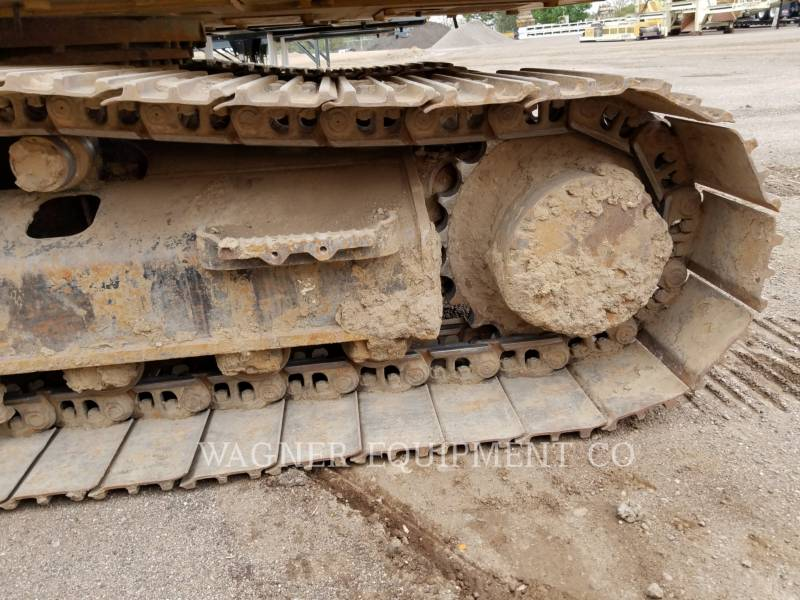 CATERPILLAR TRACK EXCAVATORS 316EL equipment  photo 17