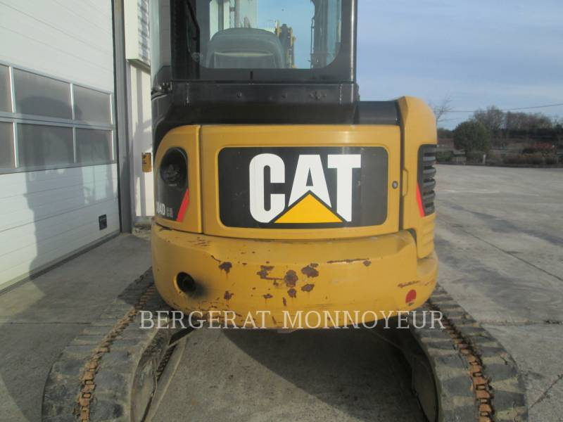 CATERPILLAR PELLES SUR CHAINES 304D CR equipment  photo 3