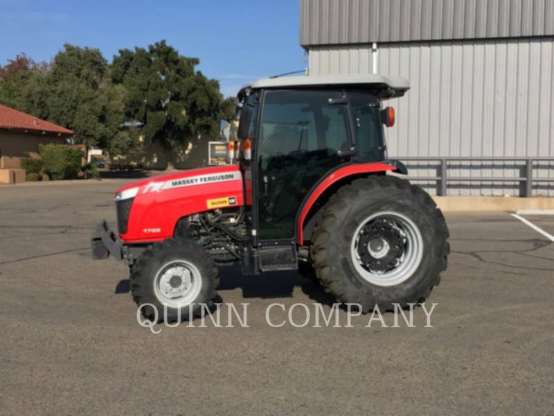 MASSEY FERGUSON AG TRACTORS 1759 equipment  photo 2
