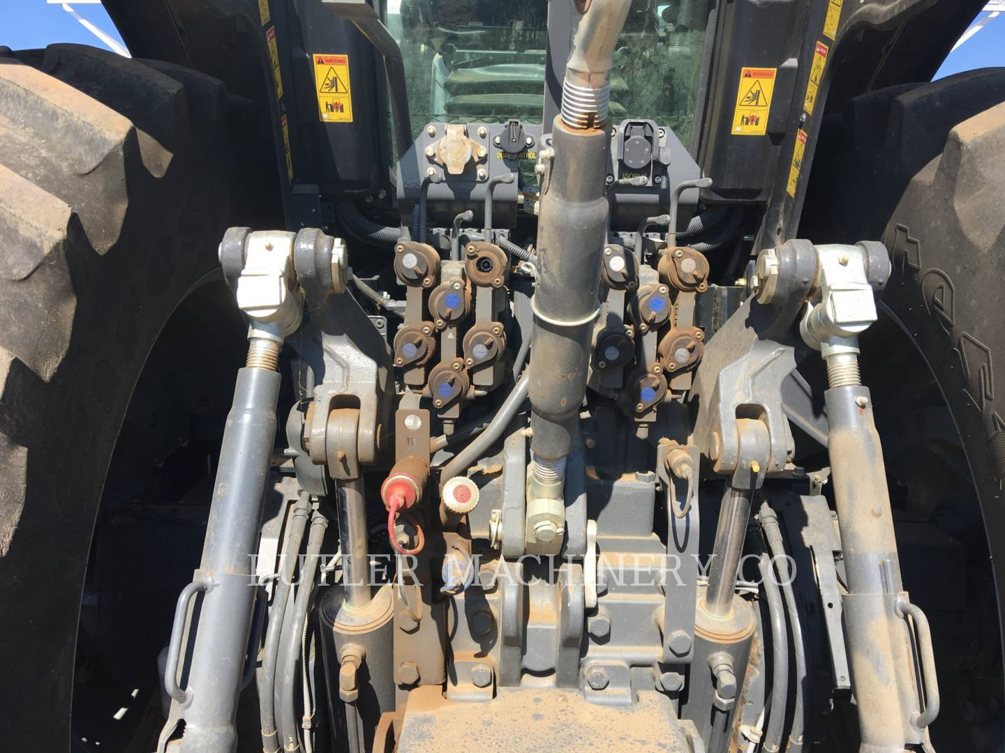 Detail photo of 2014 Challenger MT675D from Construction Equipment Guide
