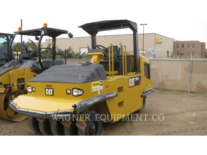 CATERPILLAR COMPACTADORES CW14 equipment  photo 1