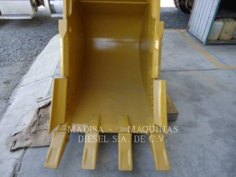 CAT ATTACHMENTS HERRAMIENTA: CUCHARÓN BUCKET equipment  photo 5