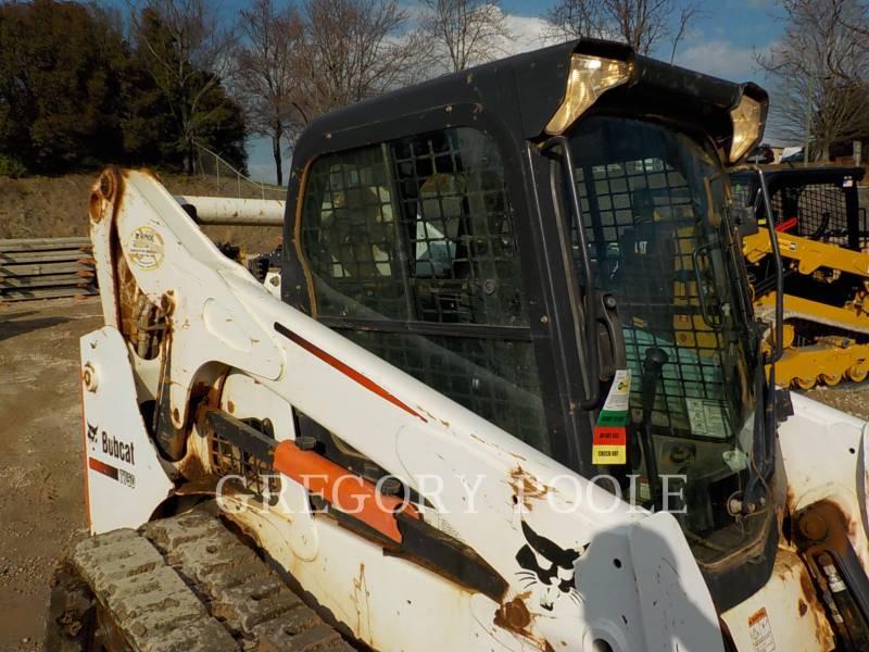 BOBCAT MULTI TERRAIN LOADERS T750 equipment  photo 4