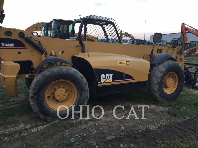 CATERPILLAR TELEHANDLER TH460B equipment  photo 13