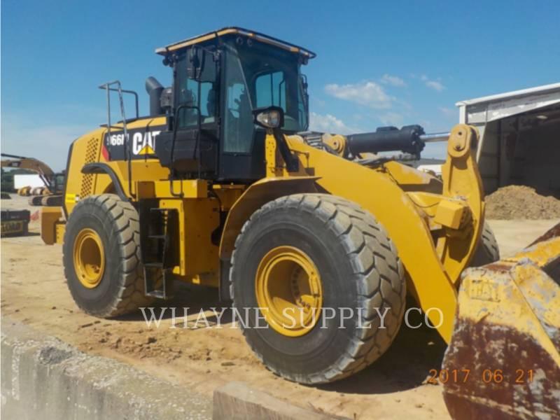 CATERPILLAR MINING WHEEL LOADER 966M equipment  photo 1